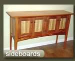 handcrafted sideboard for dining room or kitchen