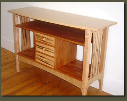 Tap Maple Furniture | Unique maple furniture handmade by Vermont ...