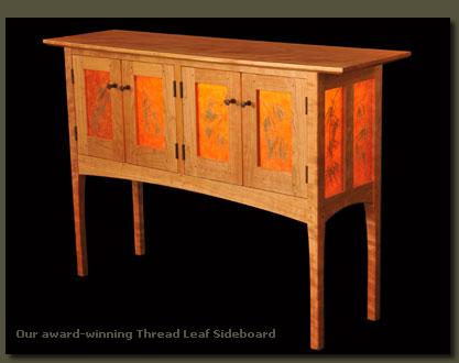 Custom Built Cherry Sideboard Our Award Winning Thread
