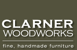 Clarner Woodworks: fine, handmade furniture