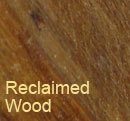 Reclaimed Rustic Wood